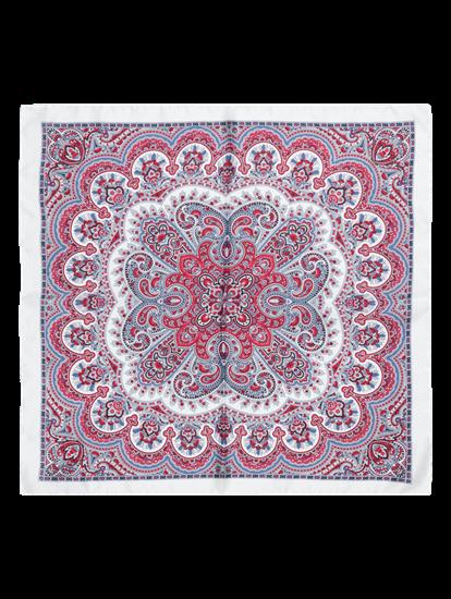 Image sur Foulard imprimé