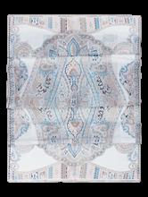 Bild von Foulard aus Seide mit Paisley-Print