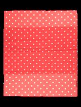Bild von Schal mit Punkten