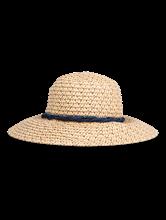 Image sur Chapeau de paille avec bandeau