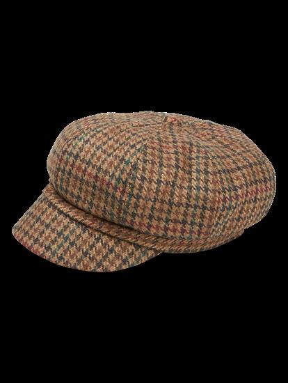 Bild von Mütze mit Karo-Muster