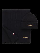Image sur Set écharpe et bonnet