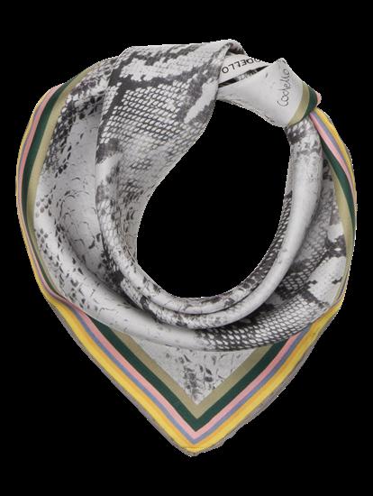 Image sur Petit foulard imprimé serpent