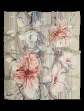 Image sur Echarpe avec imprimé floral
