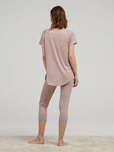 Image sur Legging de pyjama STAY WARM
