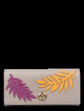 Bild von Portemonnaie mit Applikationen