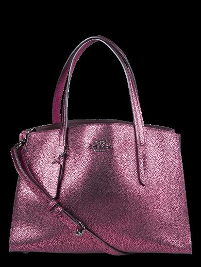 Bild von Handtasche mit Glanz