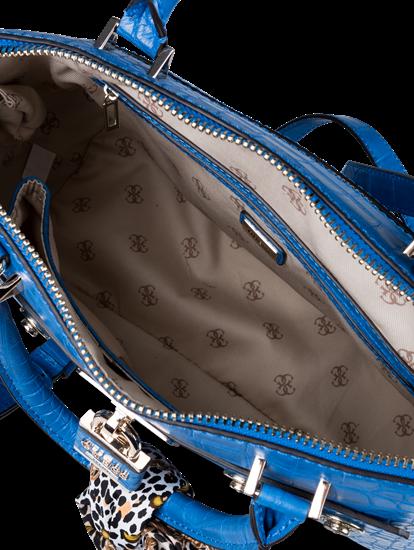 Bild von Handtasche in Krokodil-Optik