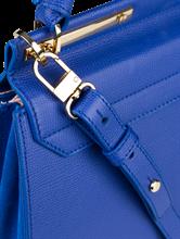 Bild von Handtasche aus Material-Mix