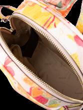 Image sur Sac à dos imprimé floral et foulard