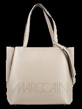 Bild von Shopper mit Logo-Prägung