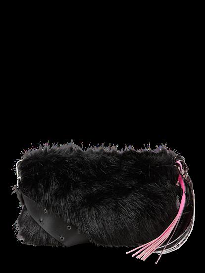 Image sur Sac porté épaule fausse fourrure