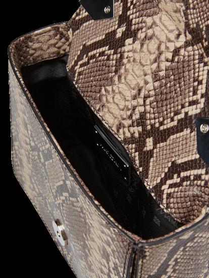 Bild von Umhängetasche in Schlangen-Optik