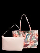 Bild von Shopper mit Print und Innentasche