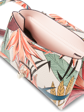 Image sur Sac à bandoulière imprimé floral