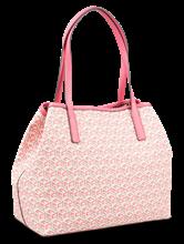 Image sur Cabas avec logo imprimé et sac intérieur