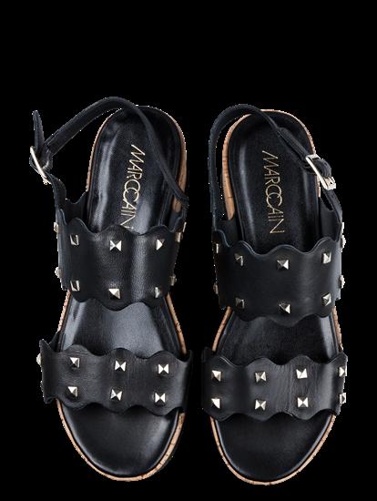 Image sur Sandalettes à clous
