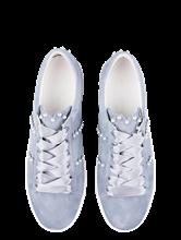 Image sur Sneakers daim avec perles
