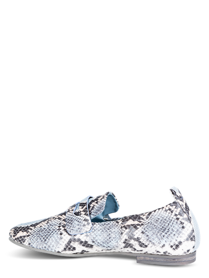 Image sur Loafers motif serpent