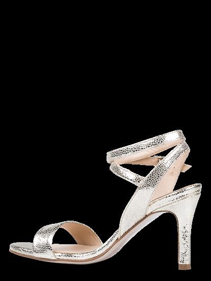 Bild von Sandaletten mit Glanz