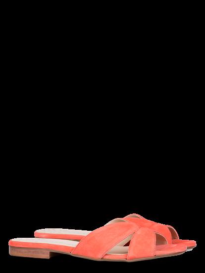 Bild von Sandalen aus Wildleder