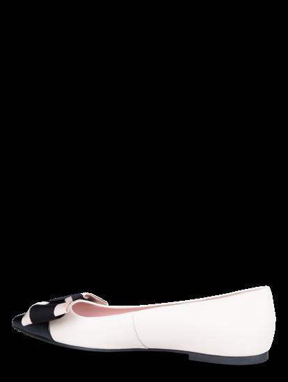 Bild von Ballerinas mit Schleife