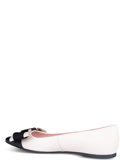 Image sur Ballerines avec noeud