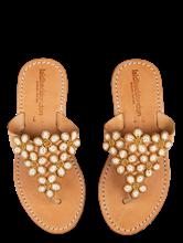 Image sur Sandales avec perles