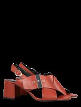 Bild von Sandaletten mit Schnalle