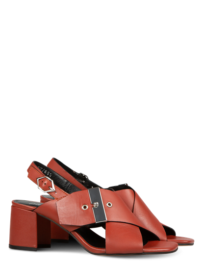 Image sur Sandalettes avec boucle
