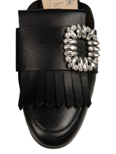 Image sur Mules avec pierres de strass