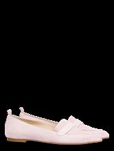 Image sur Chaussures à boucles daim