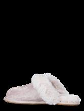 Image sur Pantoufles fourrure mouton SCUFFETTE II