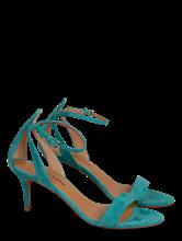 Image sur Sandalettes en daim