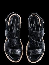 Bild von Sandaletten in geflochtener Optik