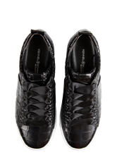 Bild von Sneakers in Krokodil-Optik