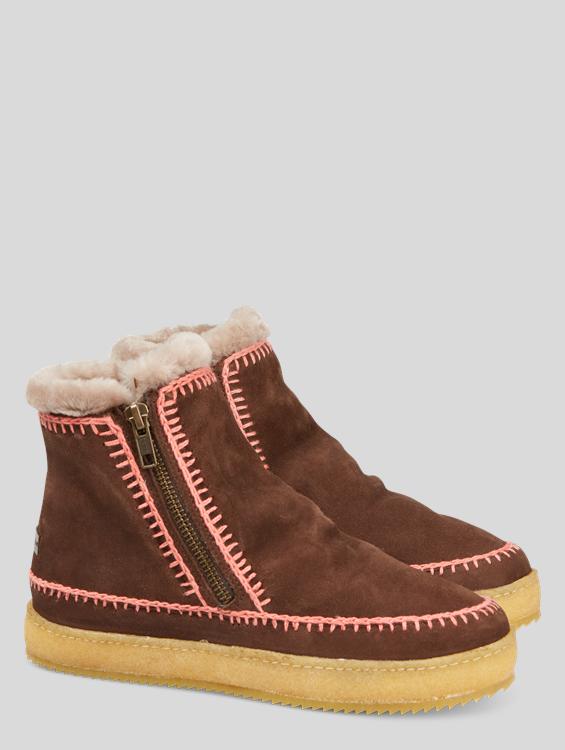 Image sur Boots fourrées en mouton