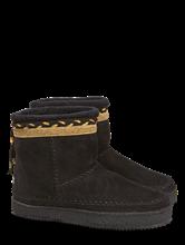 Image sur Boots en daim