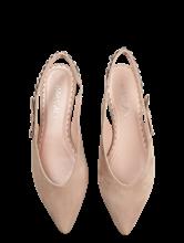 Bild von Sling Ballerinas aus Wildleder