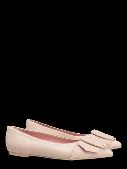 Bild von Ballerinas mit Schnalle