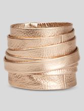 Image sur Ceinture pour la taille effet métallique