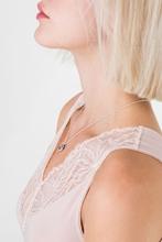 Image sur Chaînette avec pendentif PRINCESS