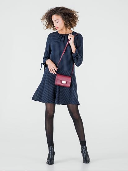 101602a24078 shop online PKZ.ch. women kleider day Kleid mit Vichy-Karo Robe ...
