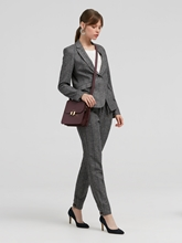 Bild von Jersey Anzug mit Streifen