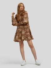 Bild von Kleid mit Tiger-Print